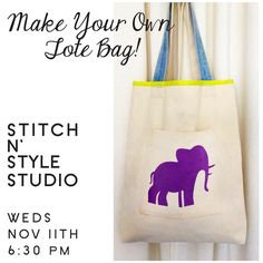 Make a Tote! Nov 11 kicking off 1/5 #GiftCrafting #Workshops with my peeps over @moonlightermiami ! Learn to use a #lasercutter  #sewing machine! All materials are provided $55 Link to Register In Bio!  #mildadesign #Milda #stitchnstylestudio #makeitatmoonlighter #moonlighter #sew #sewing #crafting #Christmas #holiday #gift #handmade #oneofakind #elephant #elephantLove #love #create #miami #design #fashionDesign #Tote #totebag #repurposed #lasercut #lasercutting by mildadesigns