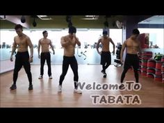 Tabata work out Tabata Workouts, Hiit, Cardio, Yoga Fitness, Health Fitness, Tabata Fitness, 7 Minute Workout, Workout Videos, Workout Tips