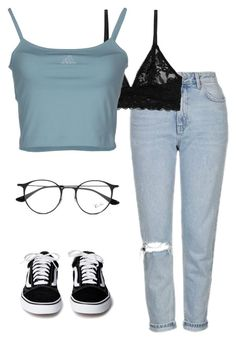 """""""Untitled #164"""" by darkartbeauty ❤ liked on Polyvore featuring Topshop, Monki, adidas and Ray-Ban"""
