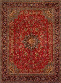 Beautiful rug from kashmir
