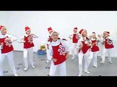 ✴Флешмоб для Деда Мороза✴ Christmas Time, Christmas Videos, Ronald Mcdonald, Youtube, Kids, Fictional Characters, Sport, Dancing, Literatura