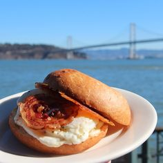 Coming off a long night and a tragic hangover, or simply can't live without the bread, bacon, and egg combo? Us, either -- which is why we've got this awesome list of places throughout the city that're slinging the best breakfast sandwiches around. Check 'em out.