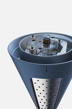 #Alessi #Industrial design #Product design #Design #2016 #Tea Timer #Ryan Jongwoo Choi #제품디자인 #디자이너 #최종우 Tea Timer, Alessi, Electronics Gadgets, Industrial Design, Measuring Cup, Alarm Clock, Tech, Detail, Electronic Devices