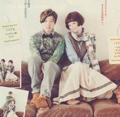 Mori Girl & Mori Boy :)
