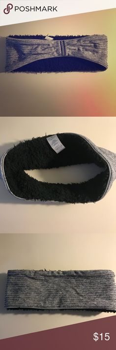 Lululemon Women's Run with Me Ear Warmer Lululemon Women's Run with Me Ear Warmer -great condition lululemon athletica Accessories Hair Accessories