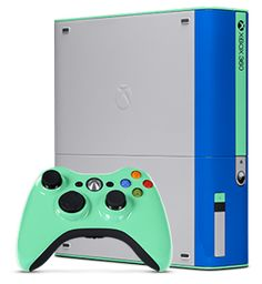 #DIY How to Paint and Customize your XBox 360 | apartmenttherapy.com