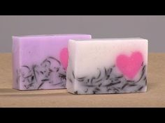 Como hacer jabones lindos e increíbles para regalar - Make cute and amazing gift soaps - YouTube