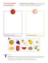 Free kindergarten worksheets to practice sorting and classifying by identifying which items go together and applying the correct label to each group. Free Kindergarten Worksheets, Preschool Curriculum, Preschool Printables, Preschool Math, Math Classroom, Kindergarten Activities, Classroom Activities, Teaching Math, Free Worksheets