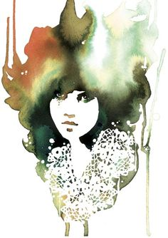 stinaperssonwater01_v2  http://g2creativedesign.wordpress.com/2011/09/02/inspiration-watercolor-portraits/