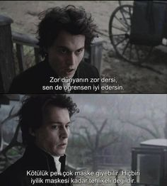 Sad Movies, Series Movies, Film Movie, L Quotes, Movie Quotes, Book Quotes, Johnny Depp, Good Sentences, Movie Lines