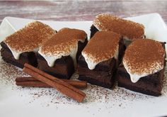 Sweet Desserts, Tiramisu, Cake Recipes, Food And Drink, Low Carb, Gluten Free, Sweets, Vegan, Cookies
