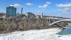 Canada across the Rainbow Bridge