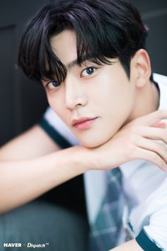 Rowoon 'One Day Found by Chance' promotion photoshoot by Naver x Dispatch. Actors Male, Korean Actors, Actors & Actresses, Drama Korea, Korean Drama, Kim Ro Woon, Sf 9, Jung Hyun, Kpop Couples