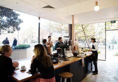 Slater Street Bench - Cafe - Food & Drink - Broadsheet Melbourne