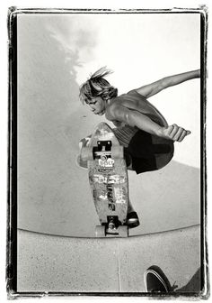 """You don't quit skating because you get old… You get old because you quit skating"" RIP Jay Adams (February 3, 1961 – Aug..."