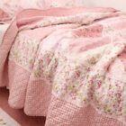 Shabby Chic Quilt Bedding, Coverlet Bedding, Shabby Chic Pillows, Shabby Chic Cottage, Shabby Chic Furniture, Pillow Shams, Blue Duvet, Queen Bedding Sets, Bed Spreads