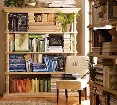 pottery barn bookcase - Google Search