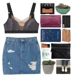 """""""let me come home to you."""" by annamari-a ❤ liked on Polyvore featuring VPL, Monki, Lux-Art Silks, philosophy, Repetto, NARS Cosmetics, Status Anxiety, Kelly Lamb, Rosenthal and TalisLittleTag"""