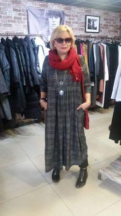 Ideas Fashion Boho Plus Size Dresses For 2019 60 Fashion, Fashion Over 50, Over 50 Womens Fashion, Curvy Fashion, Modest Fashion, Trendy Fashion, Autumn Fashion, Fashion Outfits, Fashion Ideas
