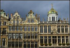 The Grand markt of Brussels - Brussels, Belgium