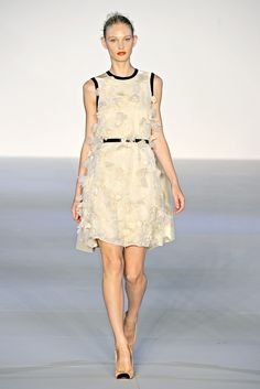 Jill Stuart Spring 2011 Ready-to-Wear Collection Slideshow on Style.com