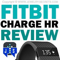 ►► FITBIT CHARGE HR REVIEW ►► Jewelry Secrets