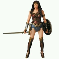 Batman vs Superman Wonder Woman The Flash Figure Figurine NB DC Comics Artfx