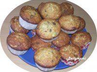 Banános-Csokis | Betty hobbi konyhája Muffin, Hobbit, Baked Potato, Potatoes, Baking, Breakfast, Ethnic Recipes, Food, Morning Coffee