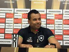 BotafogoDePrimeira: Jair lamenta lesões, e exalta força do time alvine...
