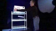 Madtv - Apple I-rack, via YouTube.