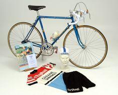 Vélo GITANE St Raphaël-Géminiani 1964 Vintage Cycles, Vintage Bikes, Cycling Art, Bicycles, Antique Bicycles, Vintage Motorcycles, Vintage Bicycles, Bike Art