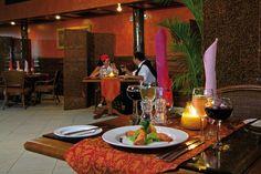 Nicole's Restaurant at The Verandah Resort & Spa, Antigua