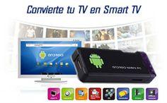 Convertir cualquier televisor en un Smart TV