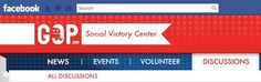 GOP Unveils Social Victory App For Facebook To Combat Obama