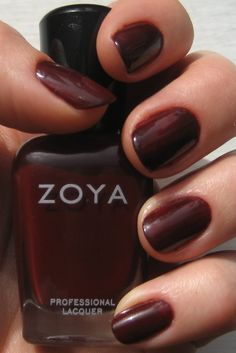 Zoya Paris ... have rarely lusted after a specific nail polish like this before.