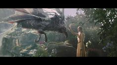 maleficent movie art - Google Search