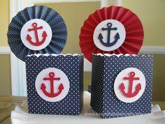 2 6 centros náuticos rosetas Ahoy es un por BeautifulPaperCrafts