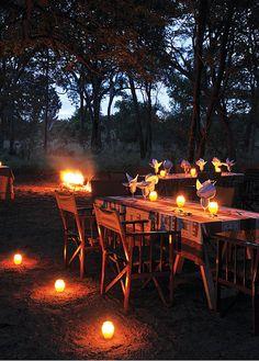 The Hide, Hwange National Park, Zimbabwe