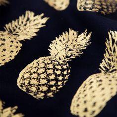 Ananas luomujoustocollege, kulta