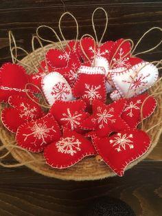 Christmas Decorations, Christmas Ornaments, Holiday Decor, Hands, Home Decor, Needlepoint, Decoration Home, Room Decor, Christmas Jewelry
