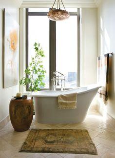 Baño equilibrado  www.dksahome.com