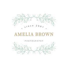 Your place to buy and sell all things handmade Branding Logo Design, Your Design, Custom Design, Custom Website, Photography Logos, Brand Packaging, Custom Logos, Boutique, Handmade