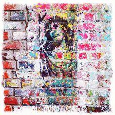 10 Amazing Street Art Depictions of Jesus – Godinterest Magazine Jesus Superstar, Life Of Christ, Jesus Christ, Dslr Background Images, Crown Of Thorns, Amazing Street Art, Stencil Art, Street Art Graffiti, Religious Art