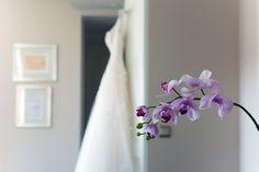 Bride's preparations at Y Hotel Kifisia. Wedding supported by weddingskyros.com skyros flowers wedding dress