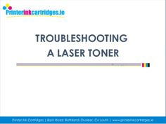 """We have uploaded our latest on Slide Share for """"Troubleshooting a Please have a look and get probable cause and solution to the problem through this troubleshooting guide. Printer Ink Cartridges, Inkjet Printer, Laser Toner, Presentation, Ads, Windows 8, Empty, Simple, Check"""