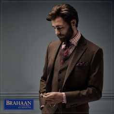 Your Future is created by what you wear today! #BrahaanbyNarains #BespokebyBrahaan