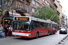 Bus Budapest Hungary