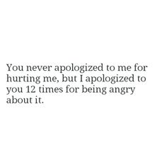 Hah this used to happen all the time. So glad I'm not in that bs relationship anymore.