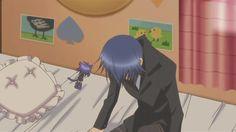 """shugo+chara+ep+65   anime animal guys Ikuto Tsukiyomi [Shugo Chara! Episode 65 - """"Snow ..."""