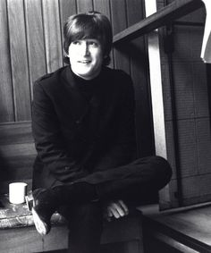 John Lennon just beautiful.